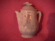 Enesco Precious Moments Spice Jar-Coffee Pot (Thyme)