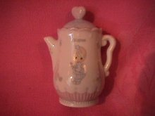 Enesco Precious Moments Spice Jar-Coffee Pot (Allspice)