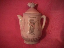 Enesco Precious Moments Spice Jar-Coffee Pot (Bay Leaves)