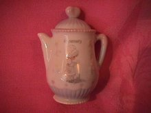 Enesco Precious Moments Spice Jar-Coffee Pot (Rosemary)