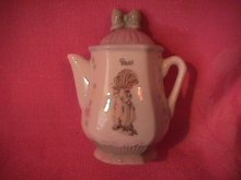 Enesco Precious Moments Spice Jar-Coffee Pot (Basil)