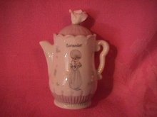 Enesco Precious Moments Spice Jar-Coffee Pot (Coriander)