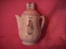 Enesco Precious Moments Spice Jar-Coffee Pot (Ginger)
