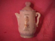 Enesco Precious Moments Spice Jar-Coffee Pot (Paprika)