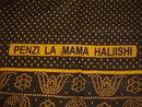 Vintage African Fabric-Khanga