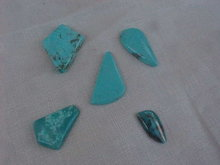 Turquoise Cabachons