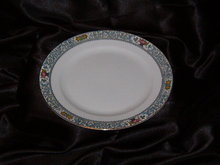 Noritake China Ellrose Dinner Plate