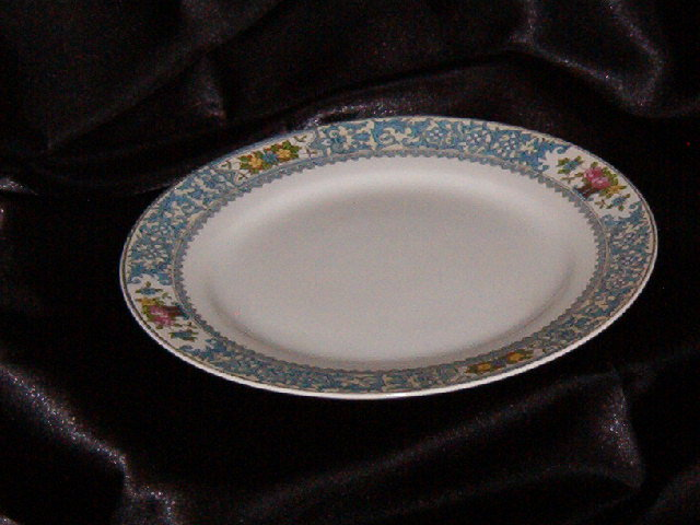 Noritake China Ellrose Bread & Butter Plate