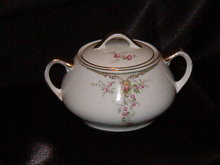 Paul Muller Albany Sugar Bowl w/Lid