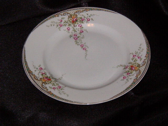 Paul Muller Albany Salad Plate