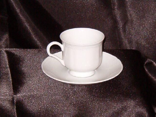 Mikasa Bridal Veil Cup & Saucer