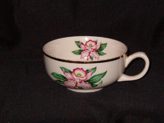 Paden City Pottery Modern Orchid Cup