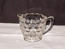 Jeannette Glass Co Cube Creamer