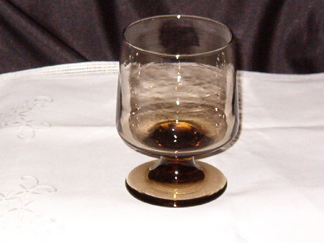 Libbey Rock Sharpe Tawny Accent On The Rocks Glass