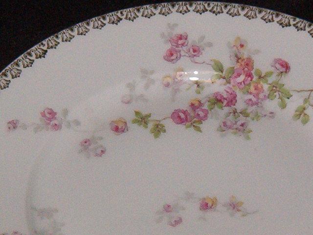 MZ Austria Salad Plate