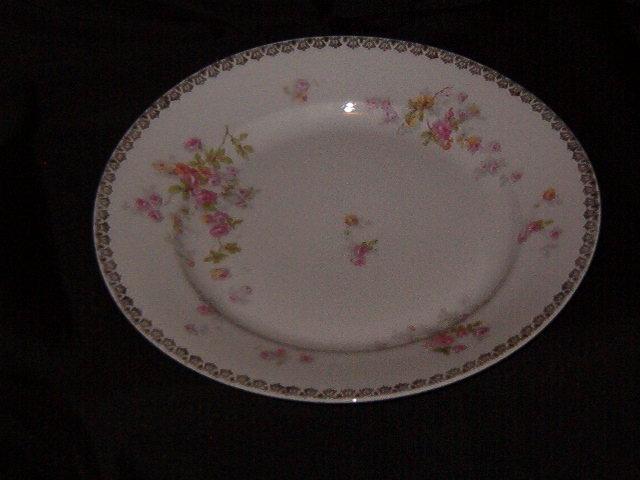 MZ Austria Luncheon Plate
