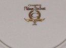 Creative Platinum Star Burst Bread & Butter Plate