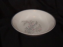Vintage Retro Soup Bowl