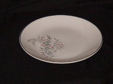 Vintage Retro Bread & Butter Plate