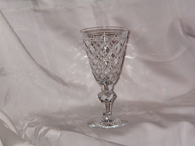 Duncan & Miller Chesterfield Water Goblet