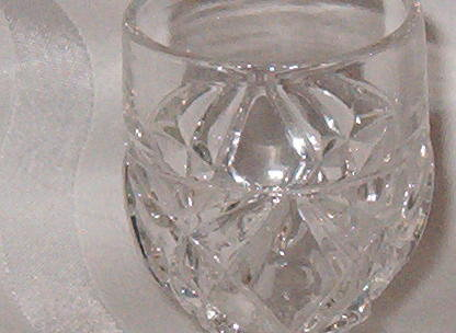 EAPG Tarentum Beveled Diamond & Star Wine