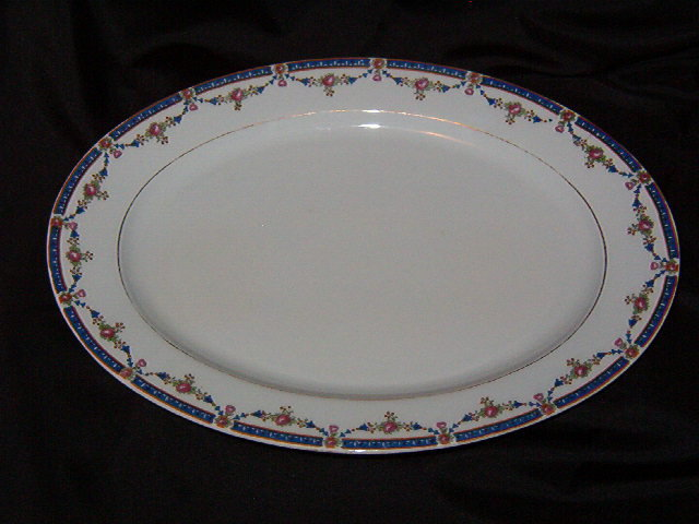 Bavaria Oval Platter