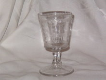 Adams & Company Egyptian Goblet