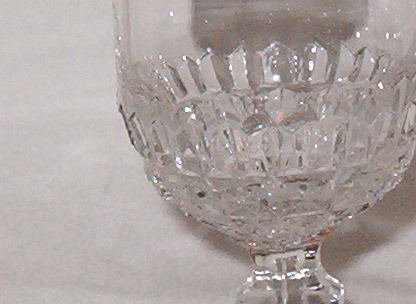 Bakewell Pears & Co Saxon Wine Goblet