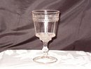 EAPG Goblet Jeweled Band