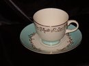 Lifetime China Gold Crown Cup & Saucer
