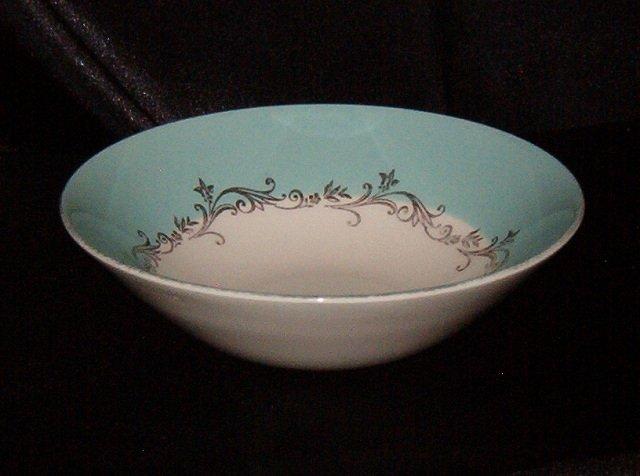 Lifetime China Gold Crown Fruit Bowl