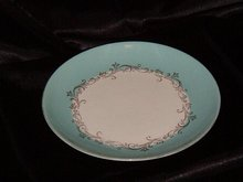Lifetime China Gold Crown Salad Plate