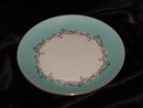 Lifetime China Gold Crown Dinner Plate