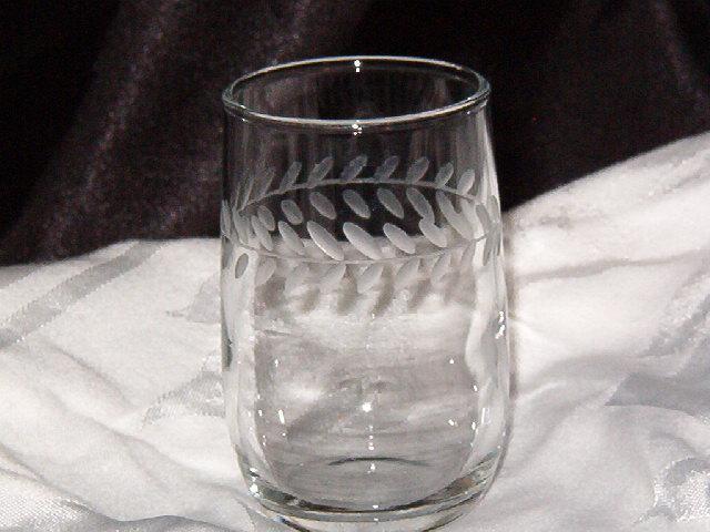 Anchor Hocking Laurel Juice Glass