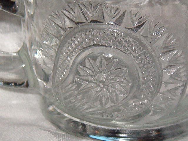 US Glass Slewed Horseshoe Cup