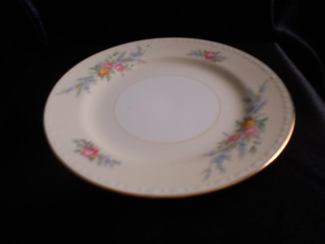 Homer Laughlin Cashmere Bread & Butter Plate