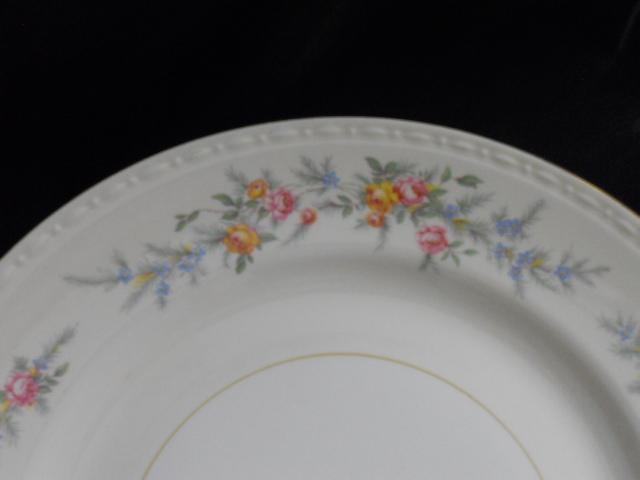 Homer Laughlin Cashmere Dinner Plate