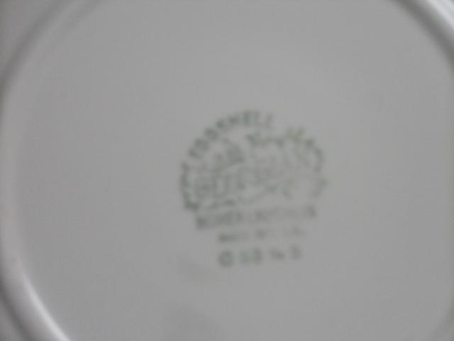 Homer Laughlin Cashmere Soup Bowl