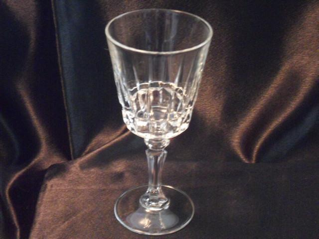 Cris D'Arques/Durand Chantelle Wine Glass