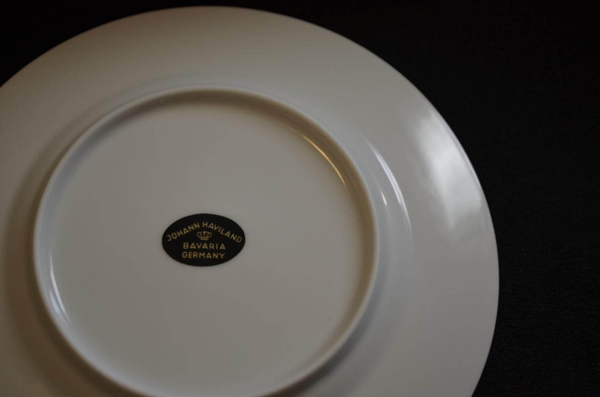 Johann Haviland Sweetheart Rose Bread & Butter Plate