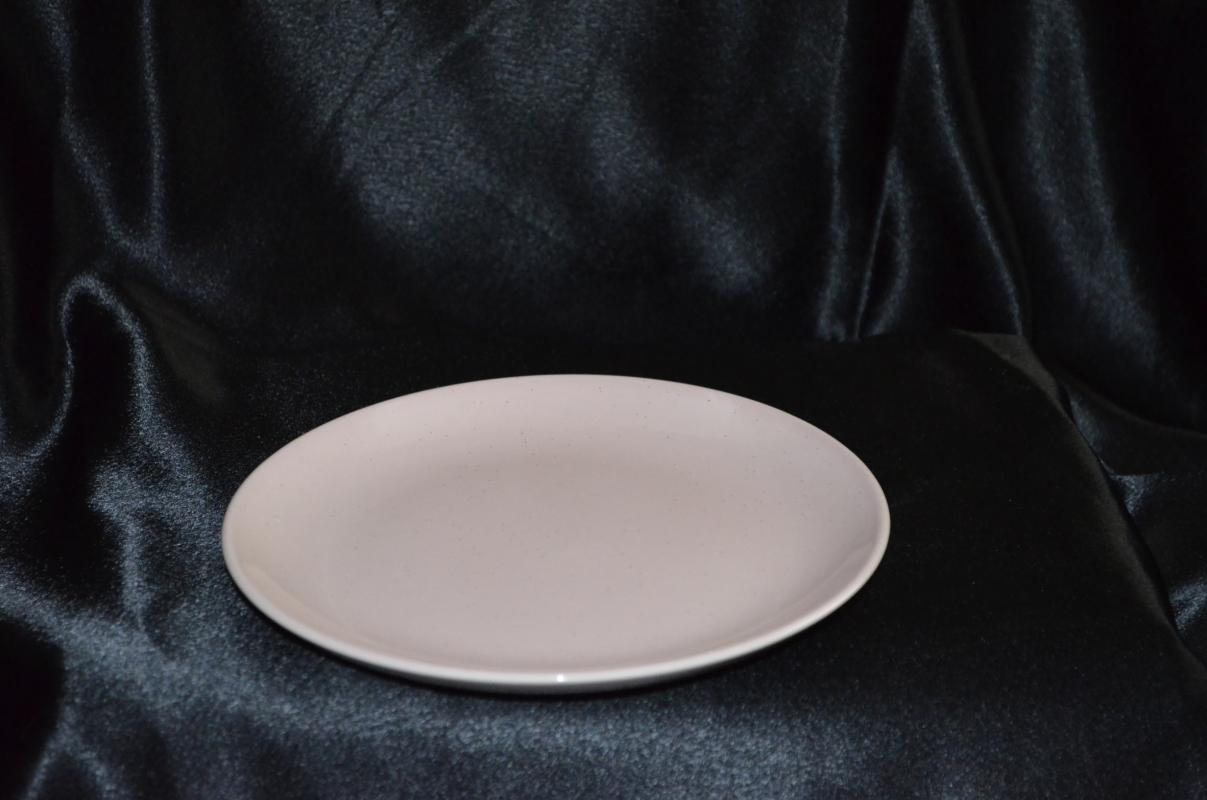 Taylor Smith Taylor Pebbleford Pink Bread & Butter Plate