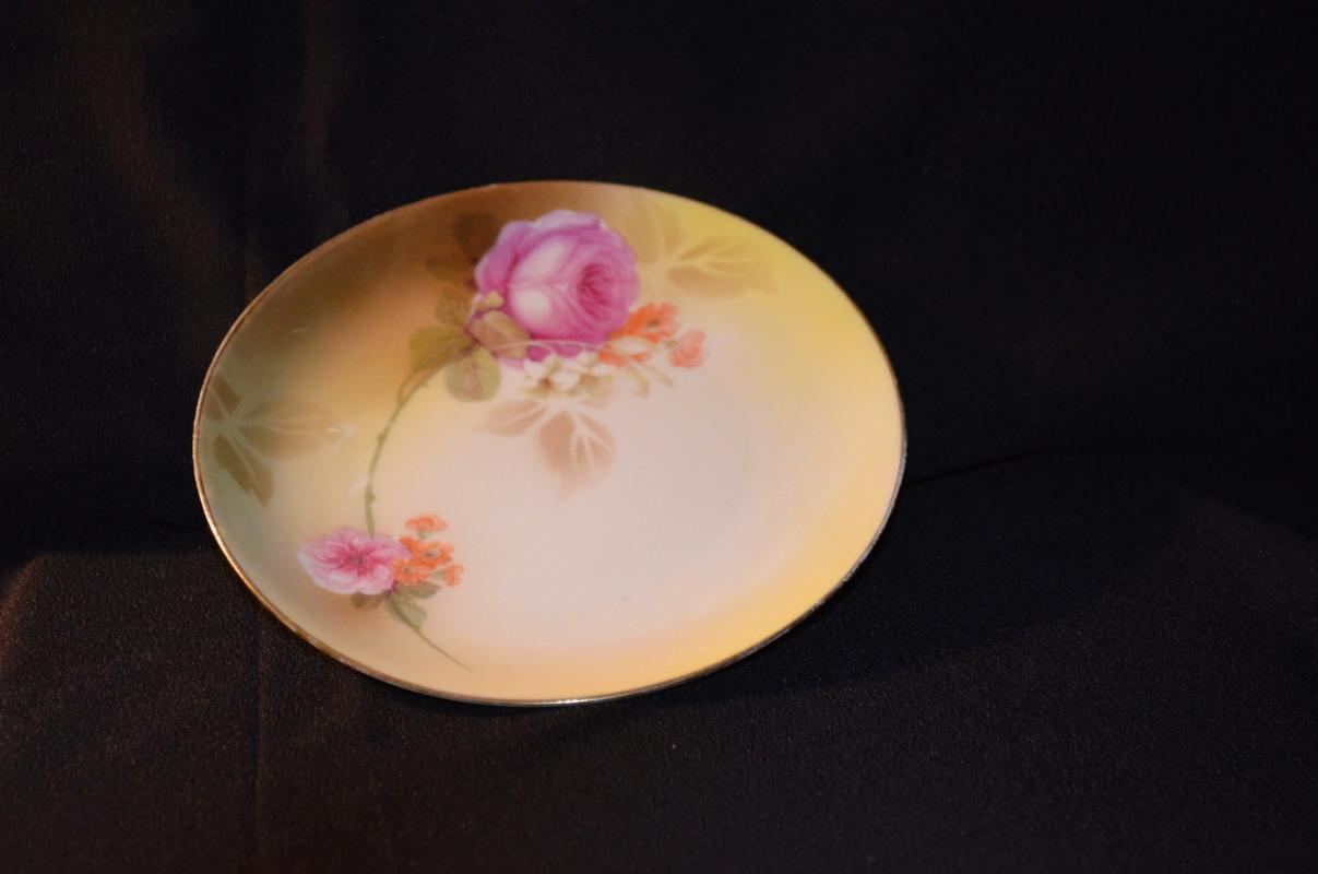 RS Tillowitz Silesia Germany Plate