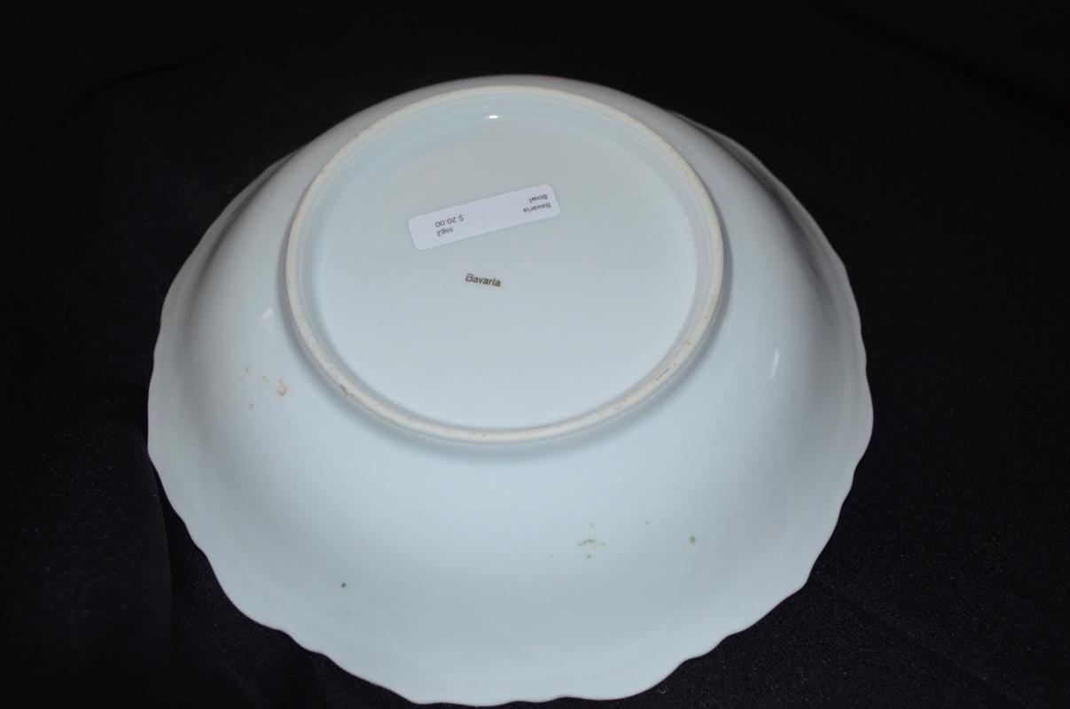 Lusterware Bavaria Bowl