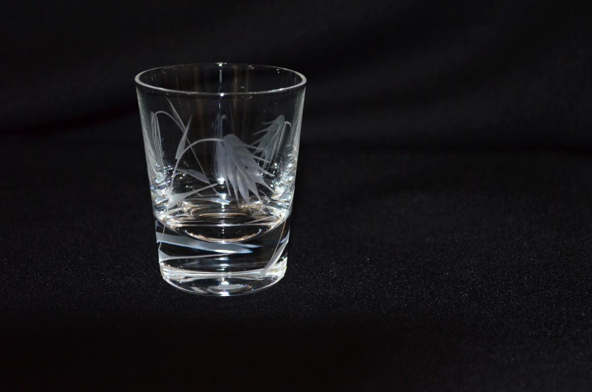 Sasaki Wheat Shot Glass