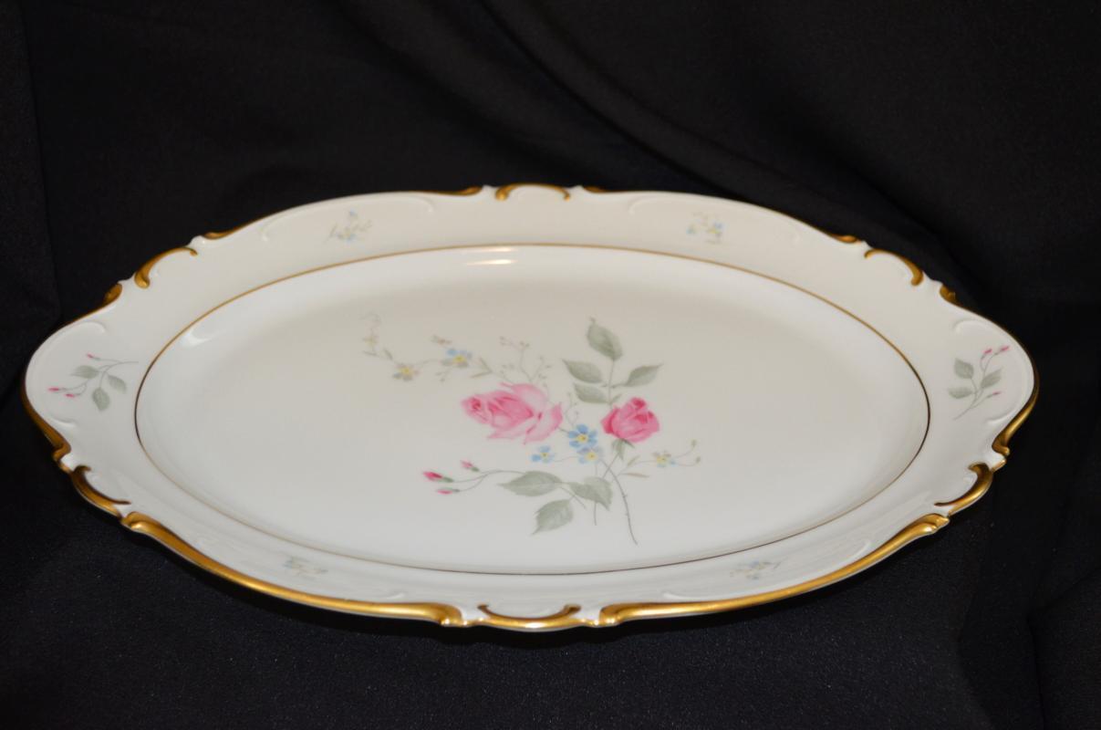 Heinrich H&C Oval Platter