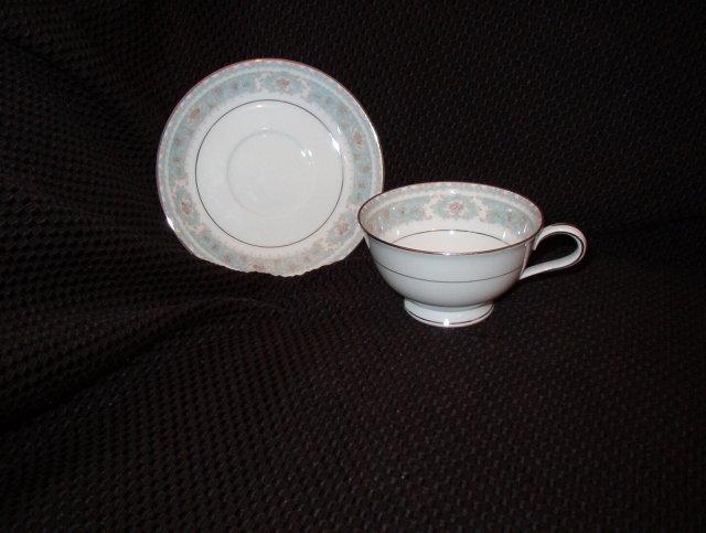 Noritake China Cornwall Cup & Saucer