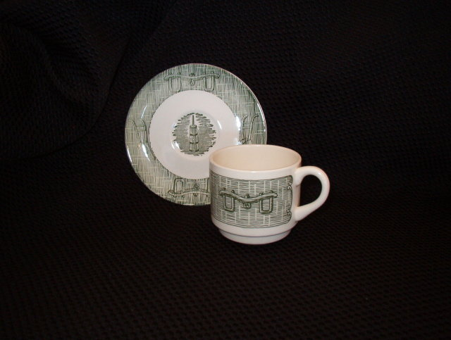 Royal (USA) Cup & Saucer