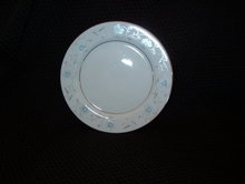 Fine China Japan English Garden Bread & Butter Plate