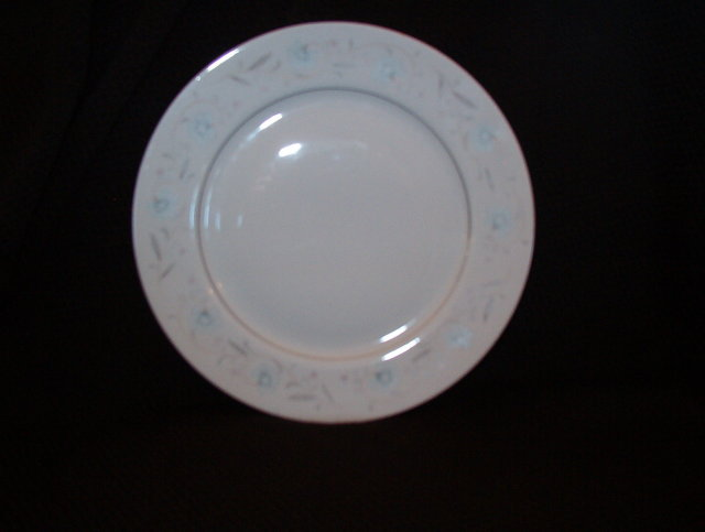 Fine China Japan English Garden Dinner Plate