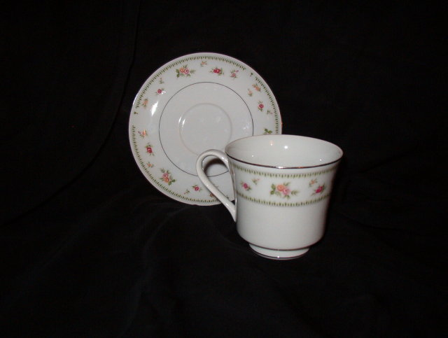 Japan China  Abingdon Cup & Saucer